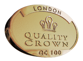 London Gold Quality Crown Award